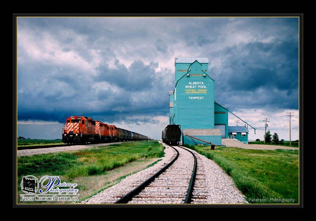Tempest agriculture photography